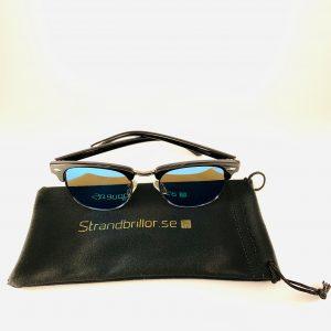 Förvaringspåse och solglasögon från Strandbrillor