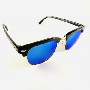 Stilrena solglasögon med färgat glas
