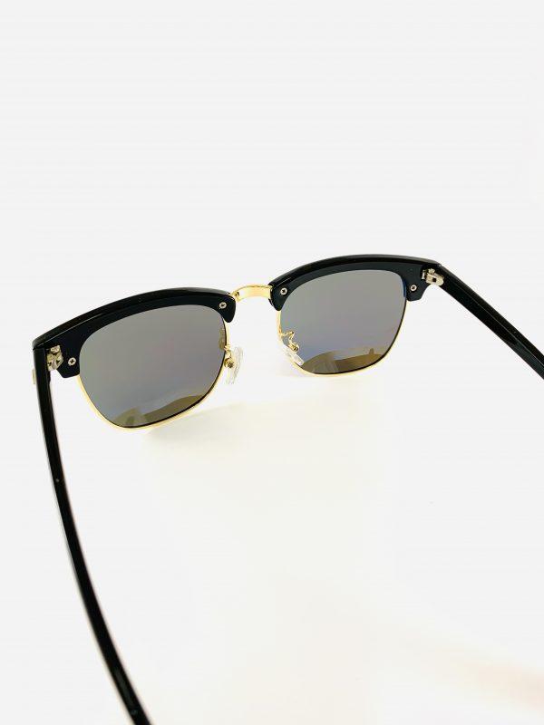 Stilrena solglasögon brunt glas