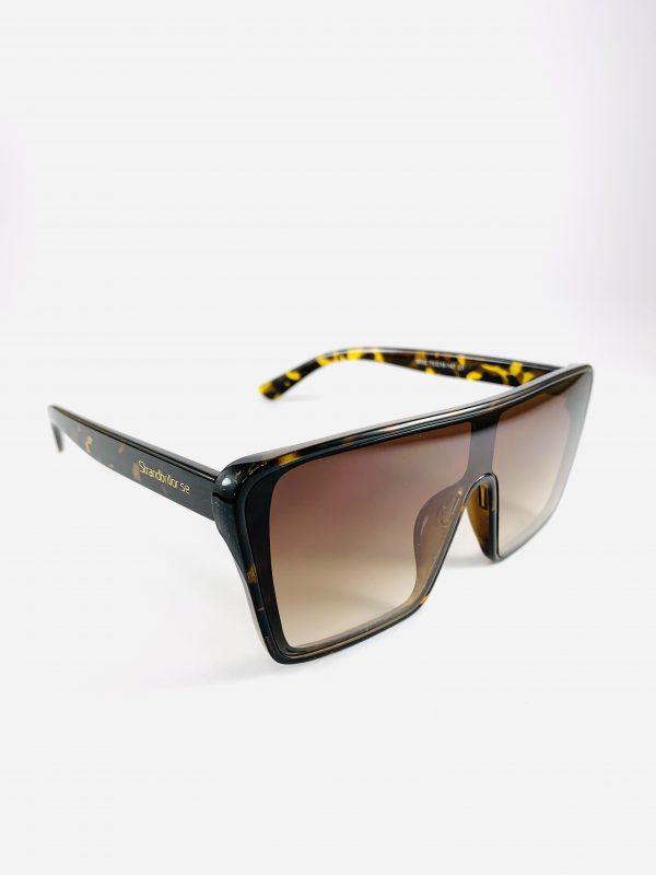 Strandbrillor Wiide-Leopard