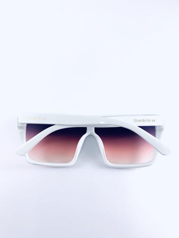Strandbrillor Wiide-White Mist