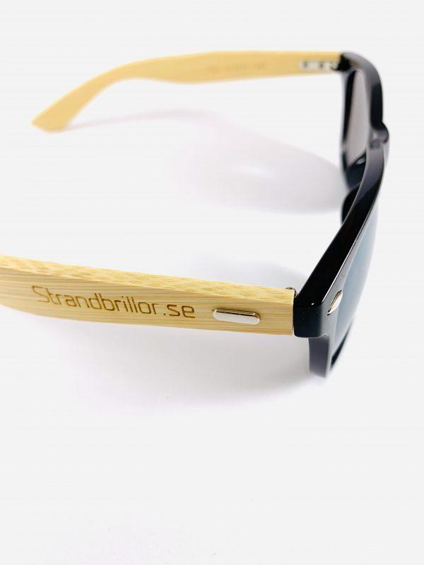 Strandbrillor Woodie-Matt Black