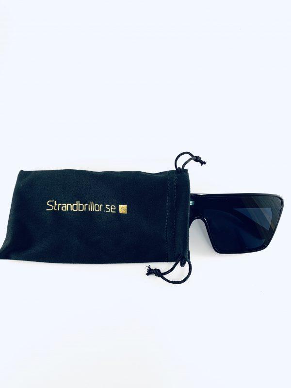 Strandbrillor Wiide - Black Night